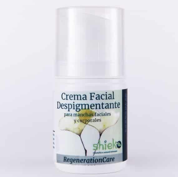 Crema Despigmentante - Facial : Corporal - Airless 50ml