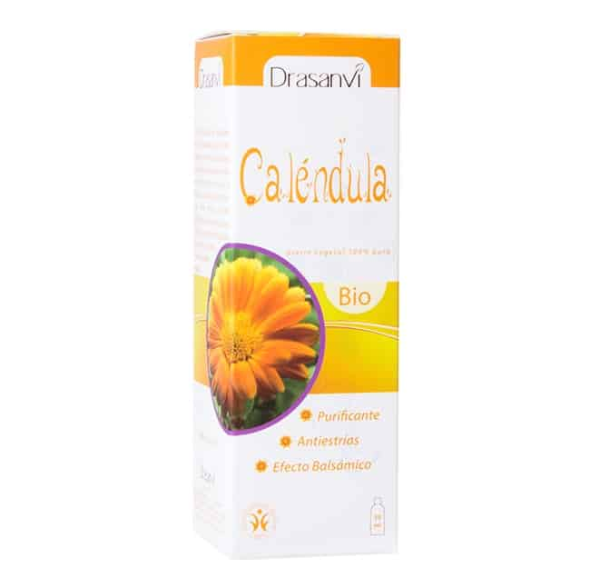aceite de calendula vegetal