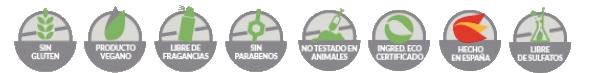certificados shieko cosmetica organica
