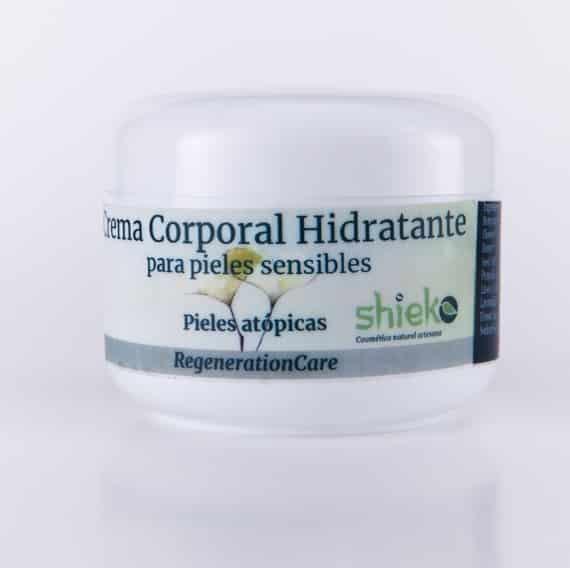 crema corporal Crema para pieles Sensibles Atopicas