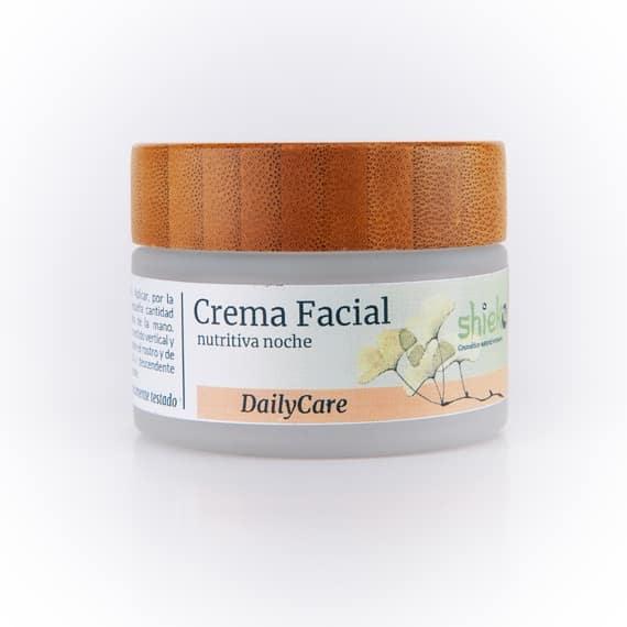 crema facial hidratante nocturna