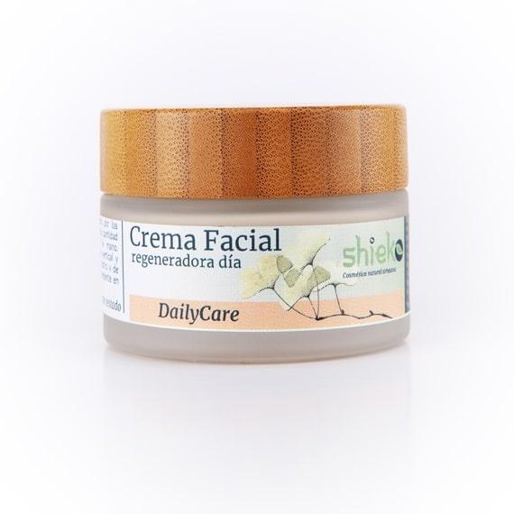 crema facial natural regeneradora de dia