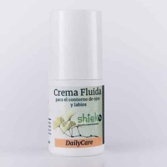 crema natural para el contorno de ojos y labios