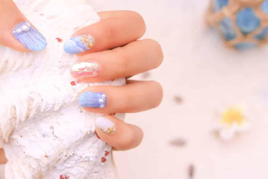 esmalte de uñas natural casero