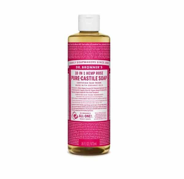 jabon-liquido-de-rosa-dr-bronners-castilla