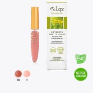 lip gloss tono 10 y 11 lepo