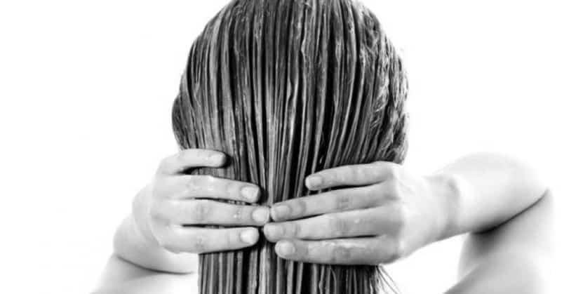 mascarilla para el pelo de argan